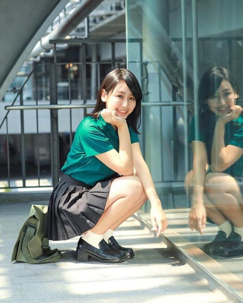 台版新垣结衣「希希CC」迷人又甜美的JKF女郎,太吸睛了!插图1