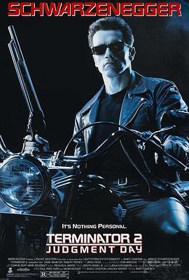 终结者2:审判日的海报