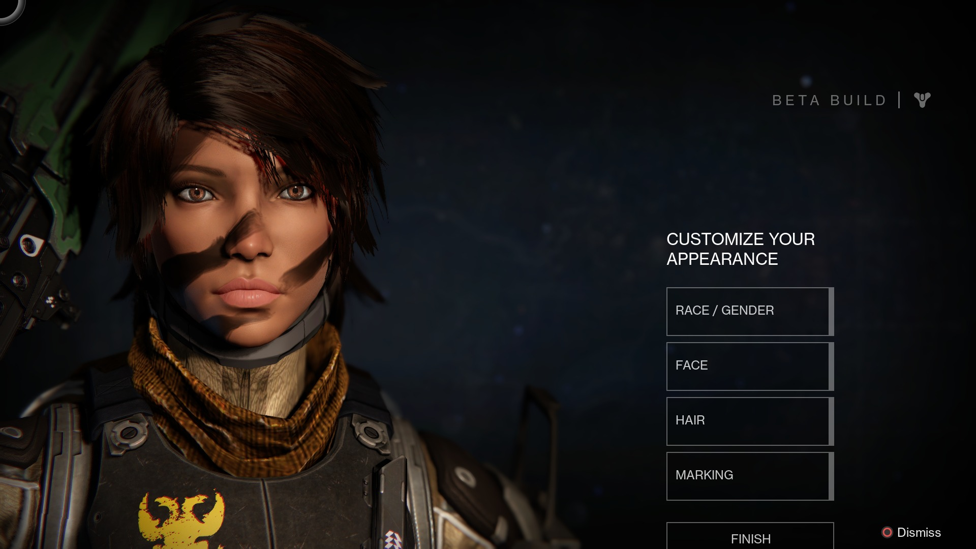 《命运2》凌光之刻DLC带来全新捏脸系统