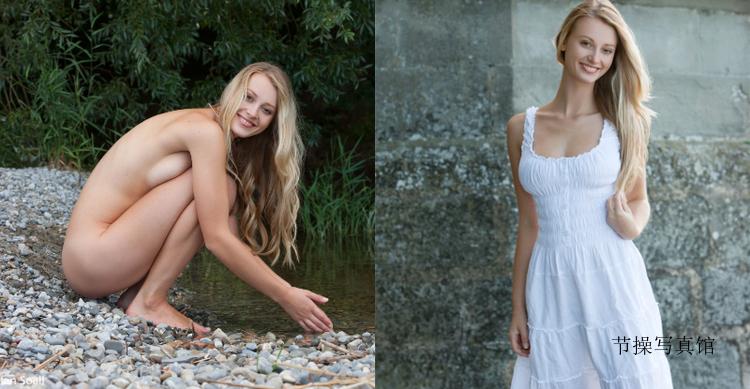 斯洛伐克的写真辣模@Carisha性感图片,一脸清纯一身风尘