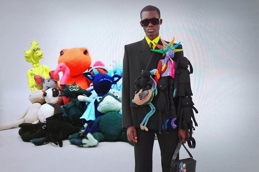 Virgil Abloh与路易威登Louis Vuitton的SS21东京时装秀解决争议