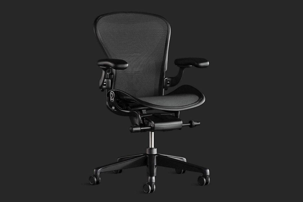 Herman Miller发布最新Aeron椅子专为游戏玩家设计