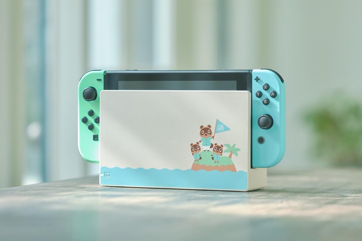 Nintendo Switch的《动物之森:新视野》版本再次发售