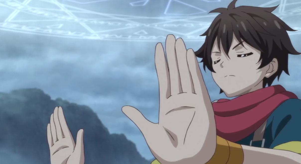 新番《众神眷顾的男人》发布第二弹PV,将于10月开播