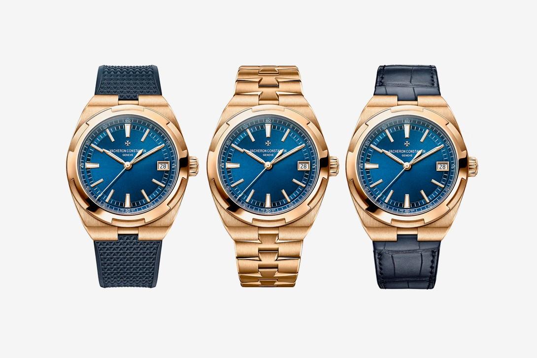 江诗丹顿推出18k玫瑰金纵横四海系列腕表