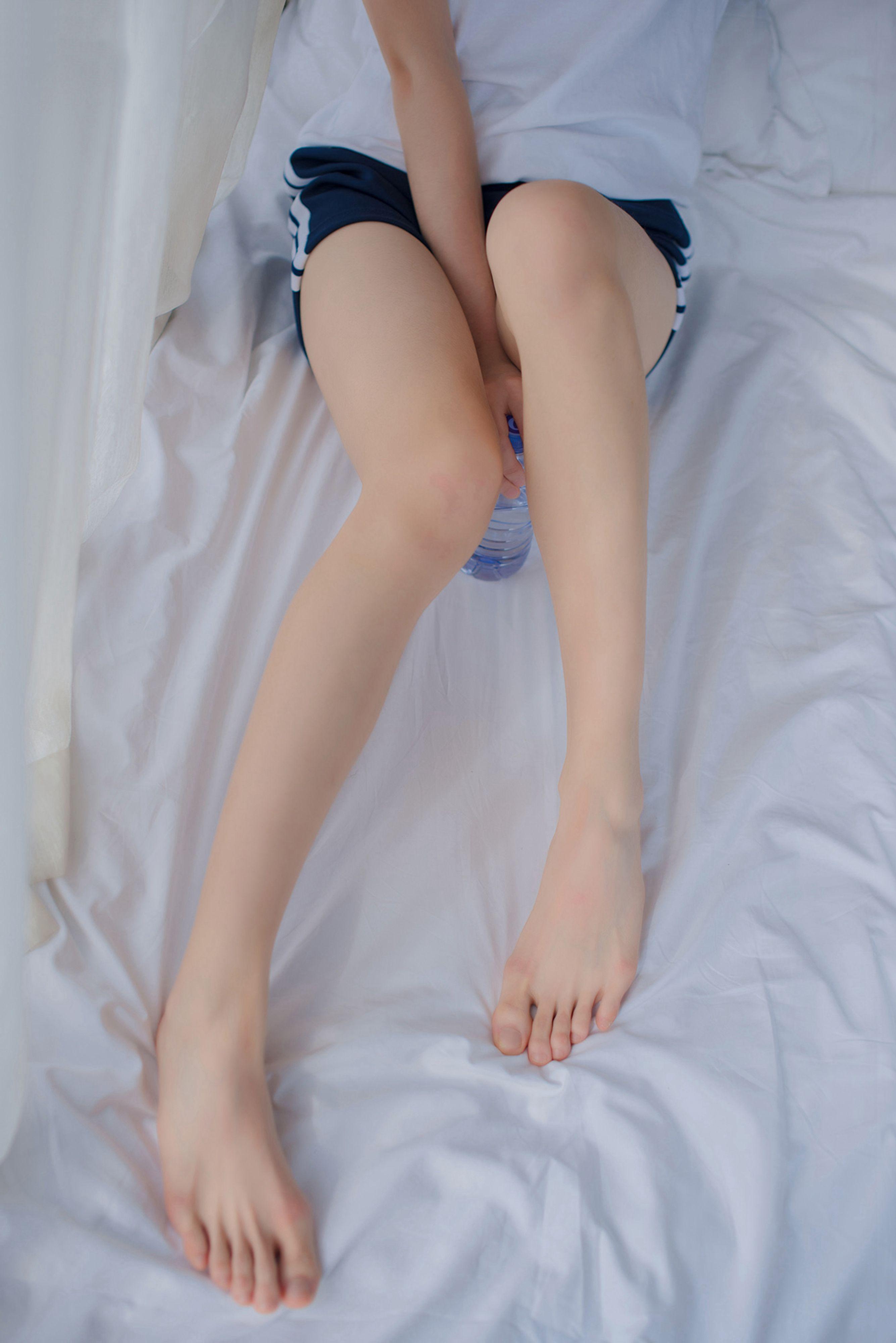 风之领域露脸系列NO.103,体操服美腿尽显