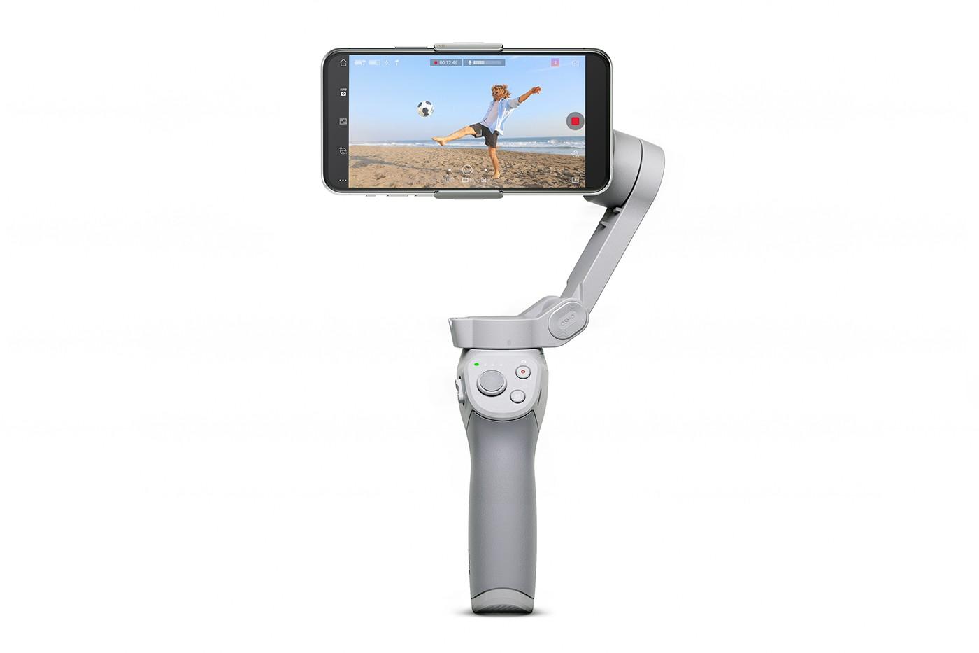 大疆 DJI OM 4智能手机稳定器可捕捉重要时刻