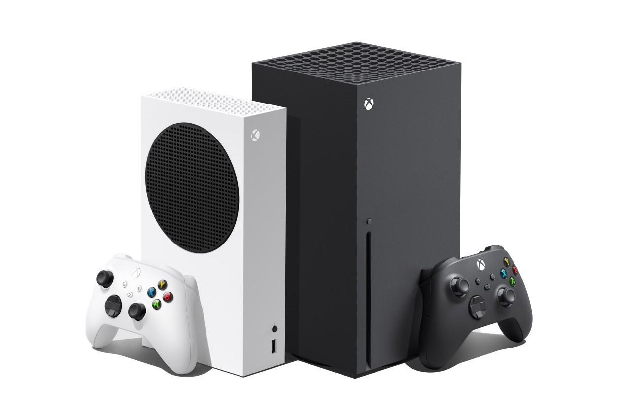 微软的Xbox Series X使用1TB存储空间