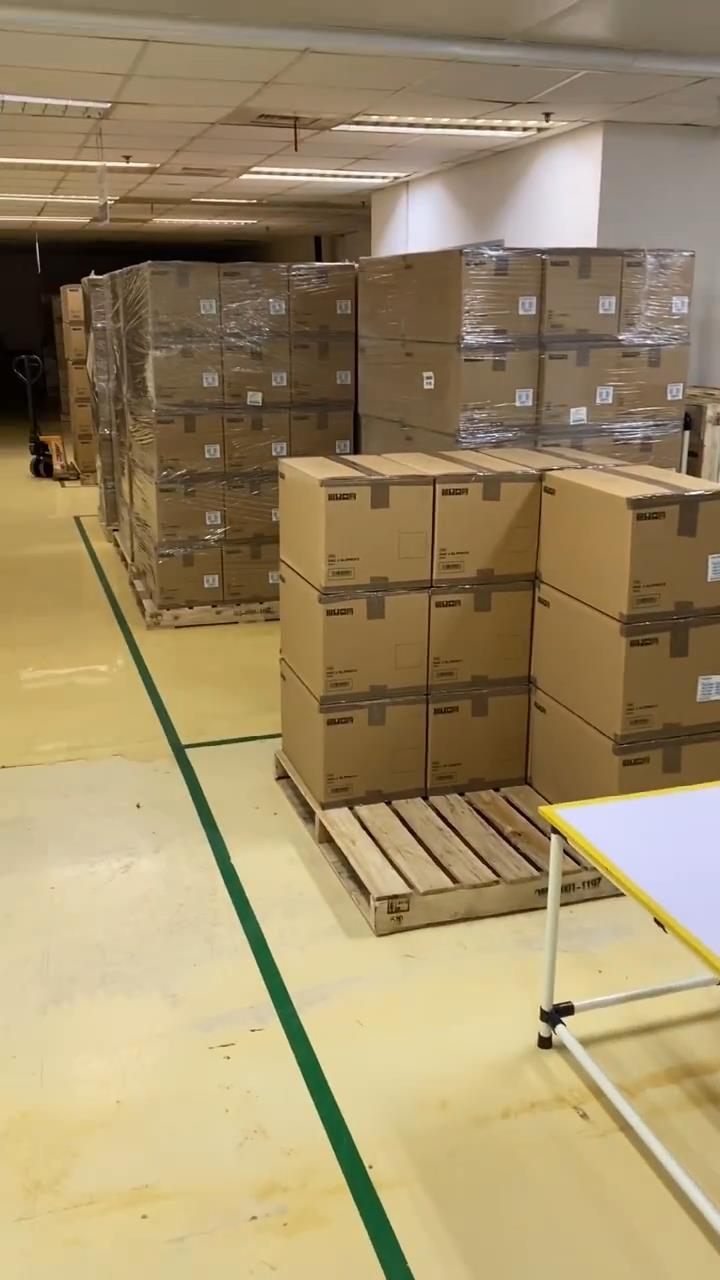 国行《健身环大冒险》发售在即,工厂正加紧生产