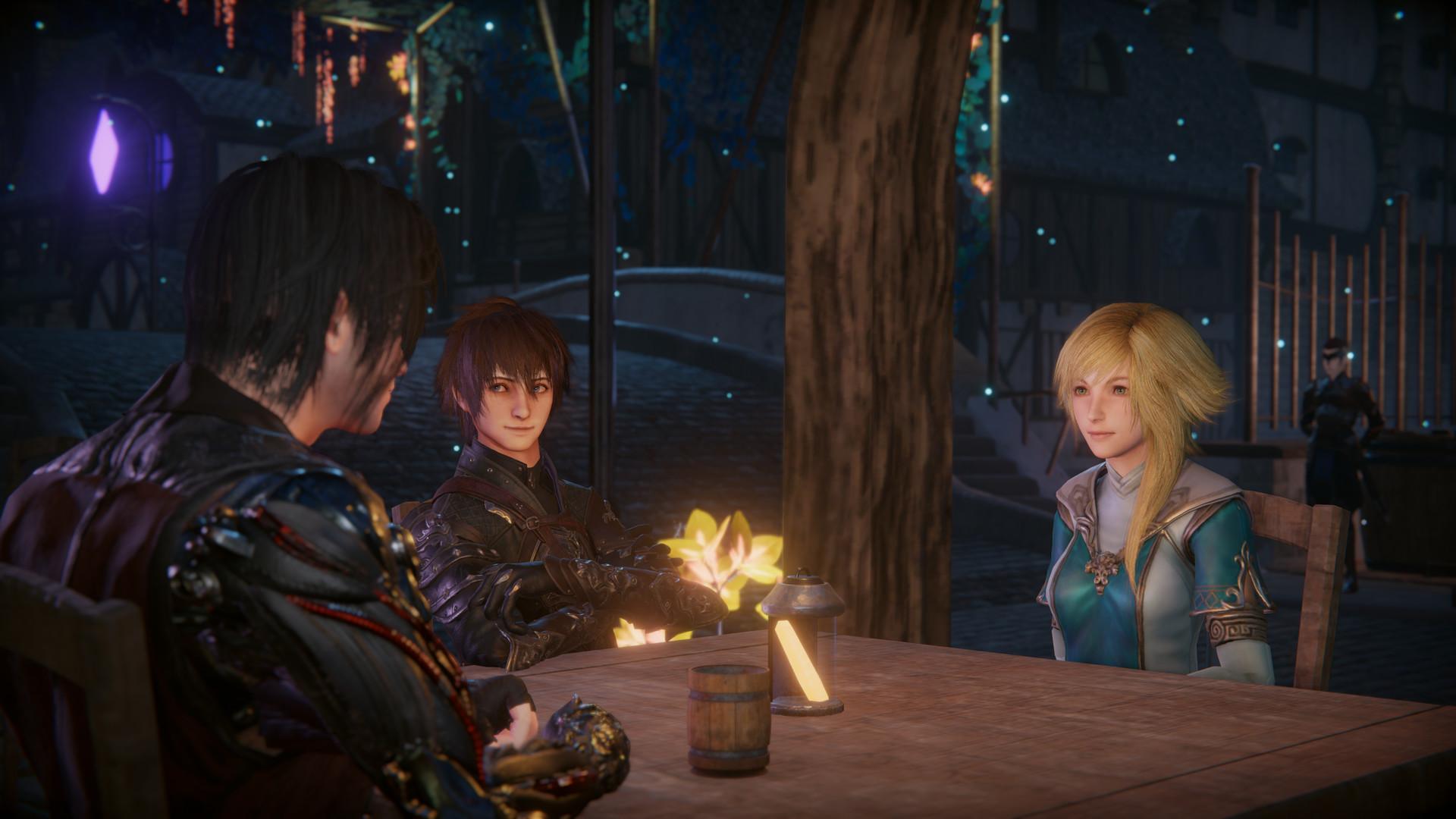 日系角色扮演游戏《永恒边缘》确认将于2021年初发售