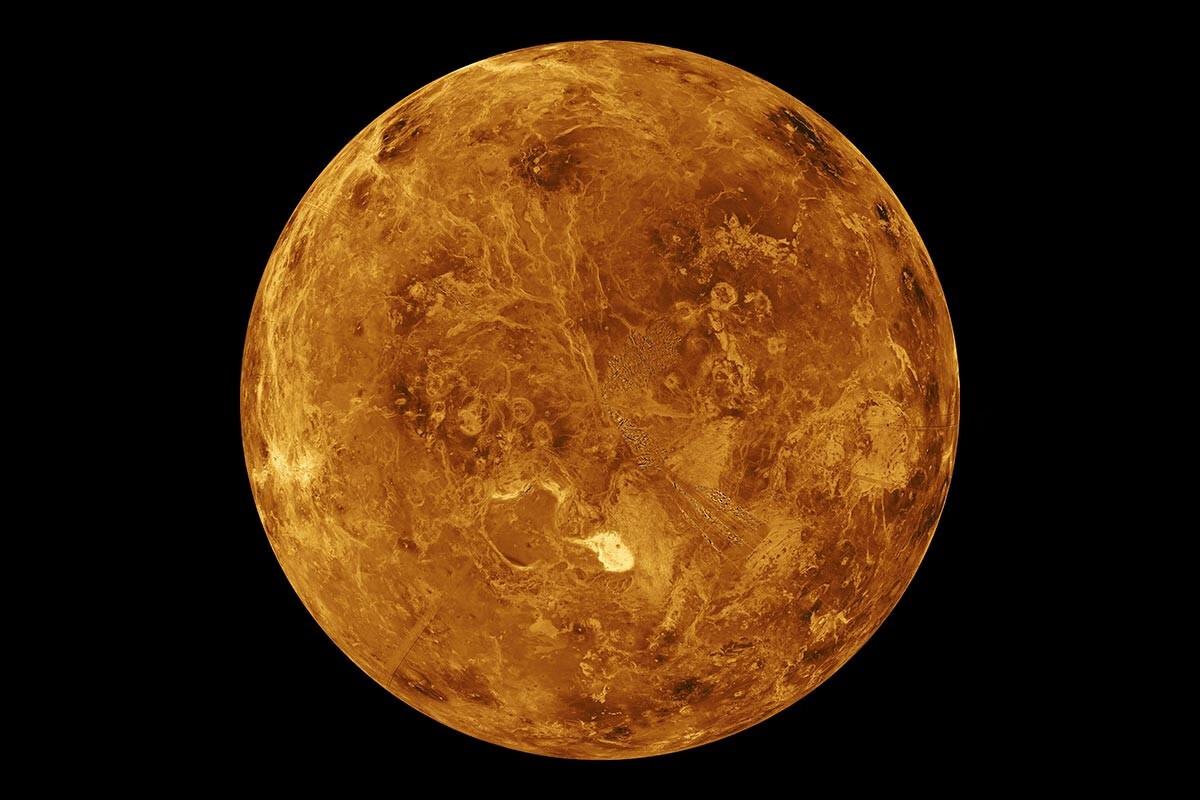 科学家发现金星上可能存在生命迹象