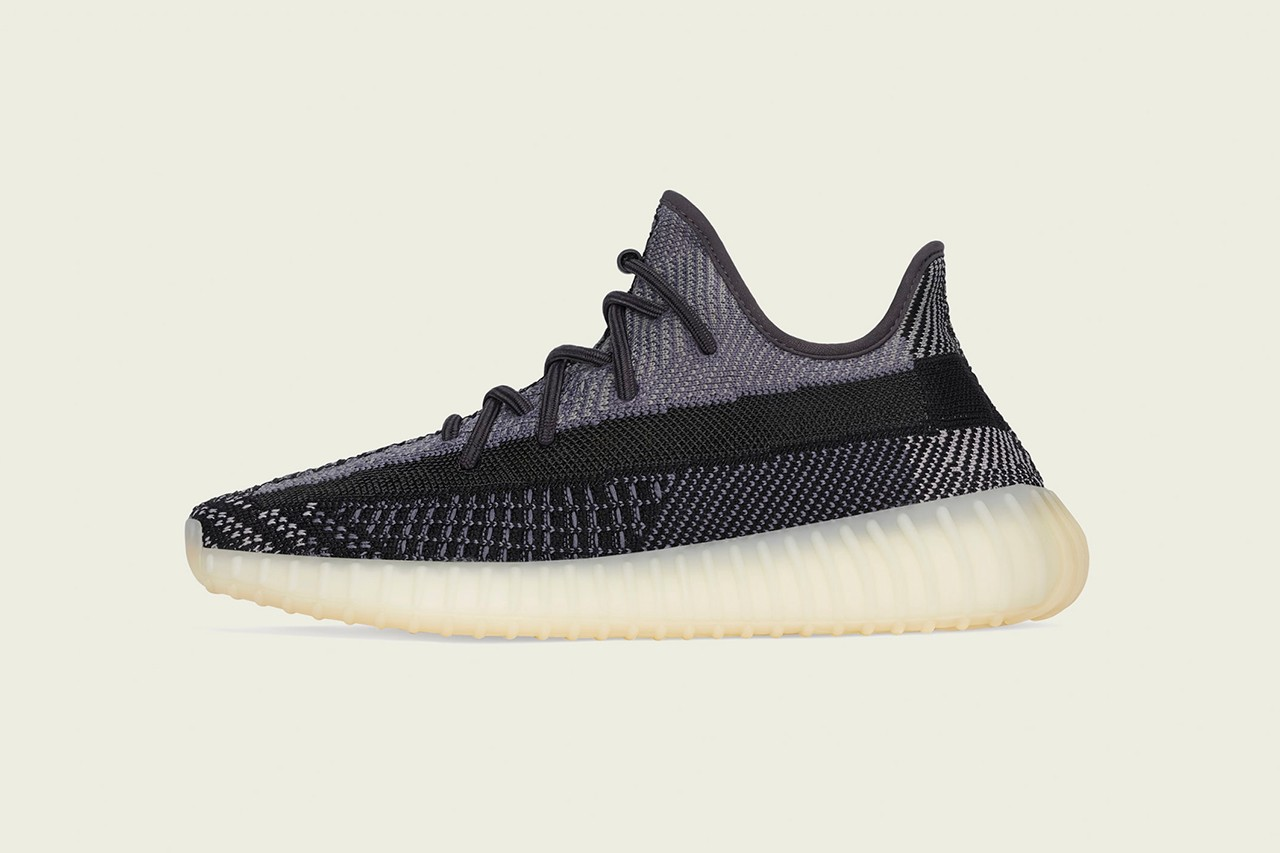 YEEZY BOOST 350 V2 Carbon即将上市