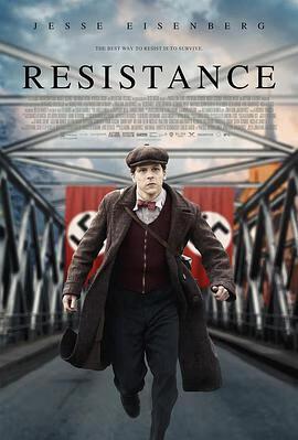 无声的抵抗的海报
