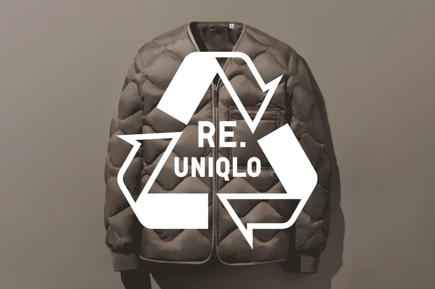 优衣库宣布 Re.UNIQLO 循环可持续发展计划