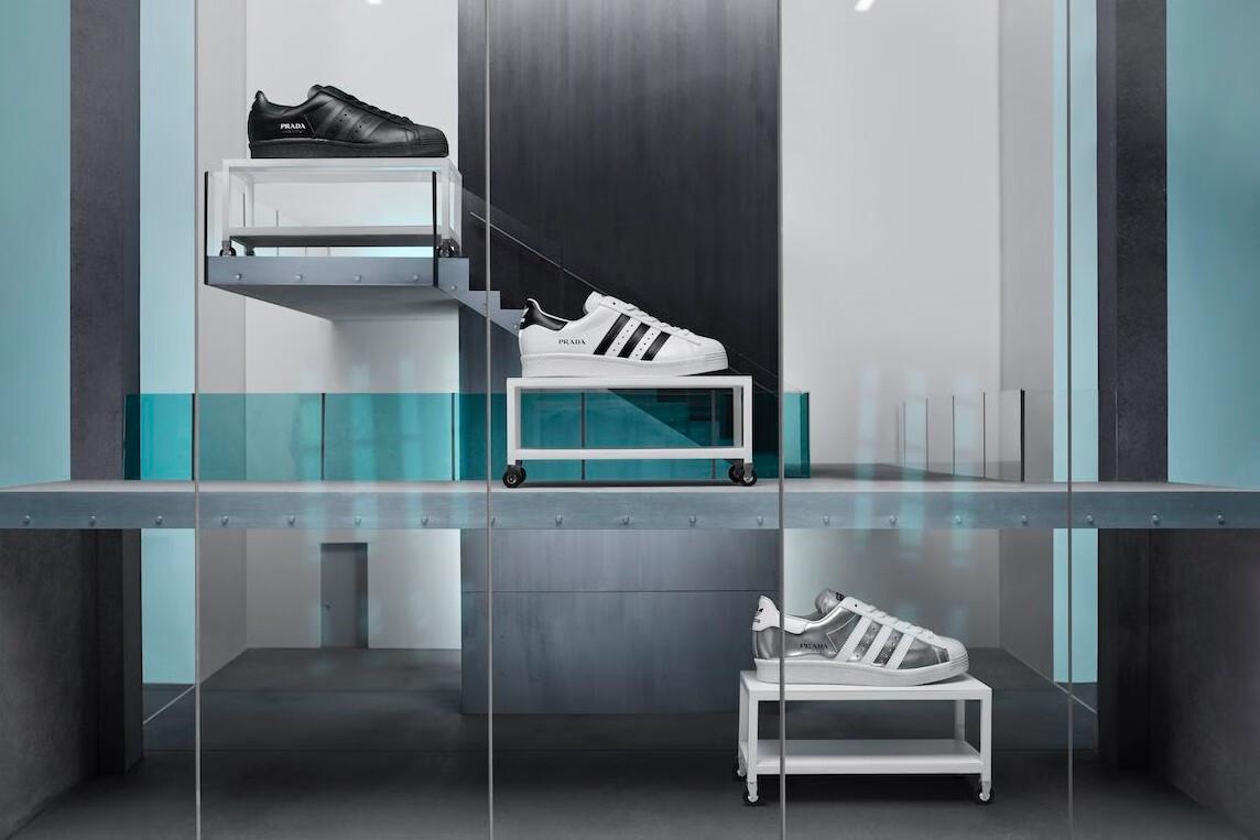 普拉达(Prada)与阿迪达斯(Adidas)Originals合作鞋款 PRADA FOR ADIDAS发布