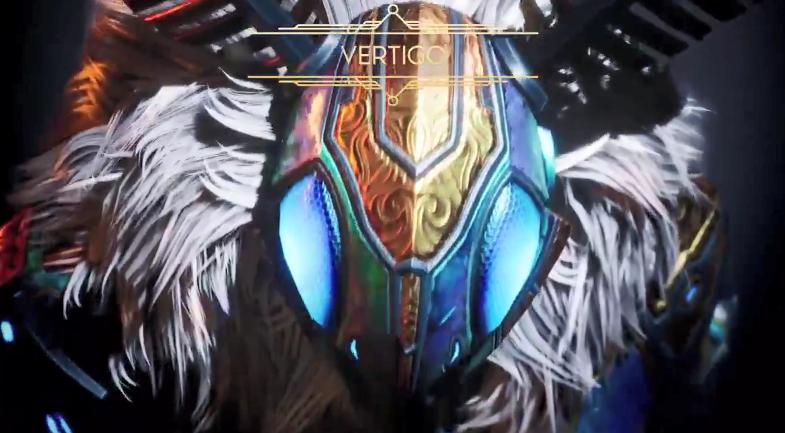 《众神陨落》最新游戏宣传视频发布,公开全新战甲相关信息