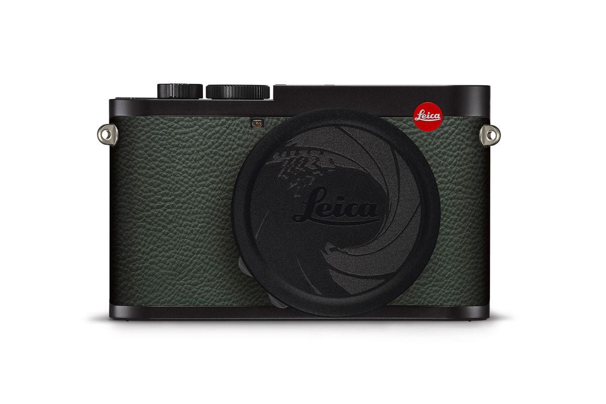 徕卡Leica Q2 James Bond 007限量版图片泄漏