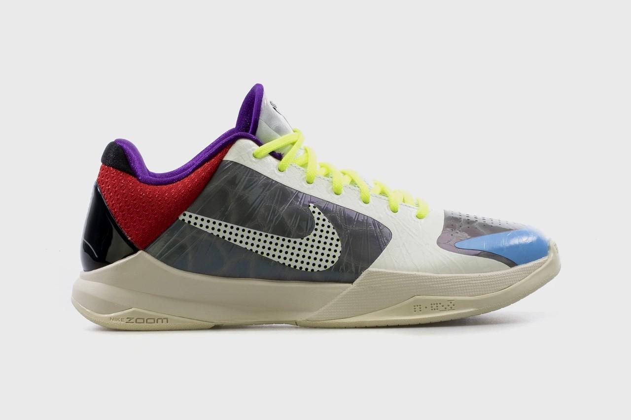 PJ Tucker的Nike Kobe 5 Protro PE将获得全面零售