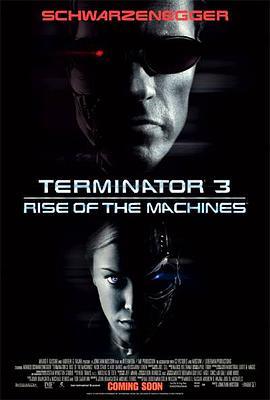 终结者3的海报