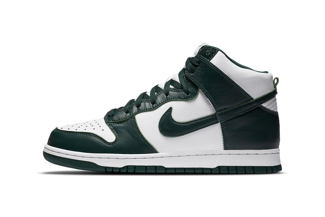 Nike Dunk High Pro Green配色即将发售
