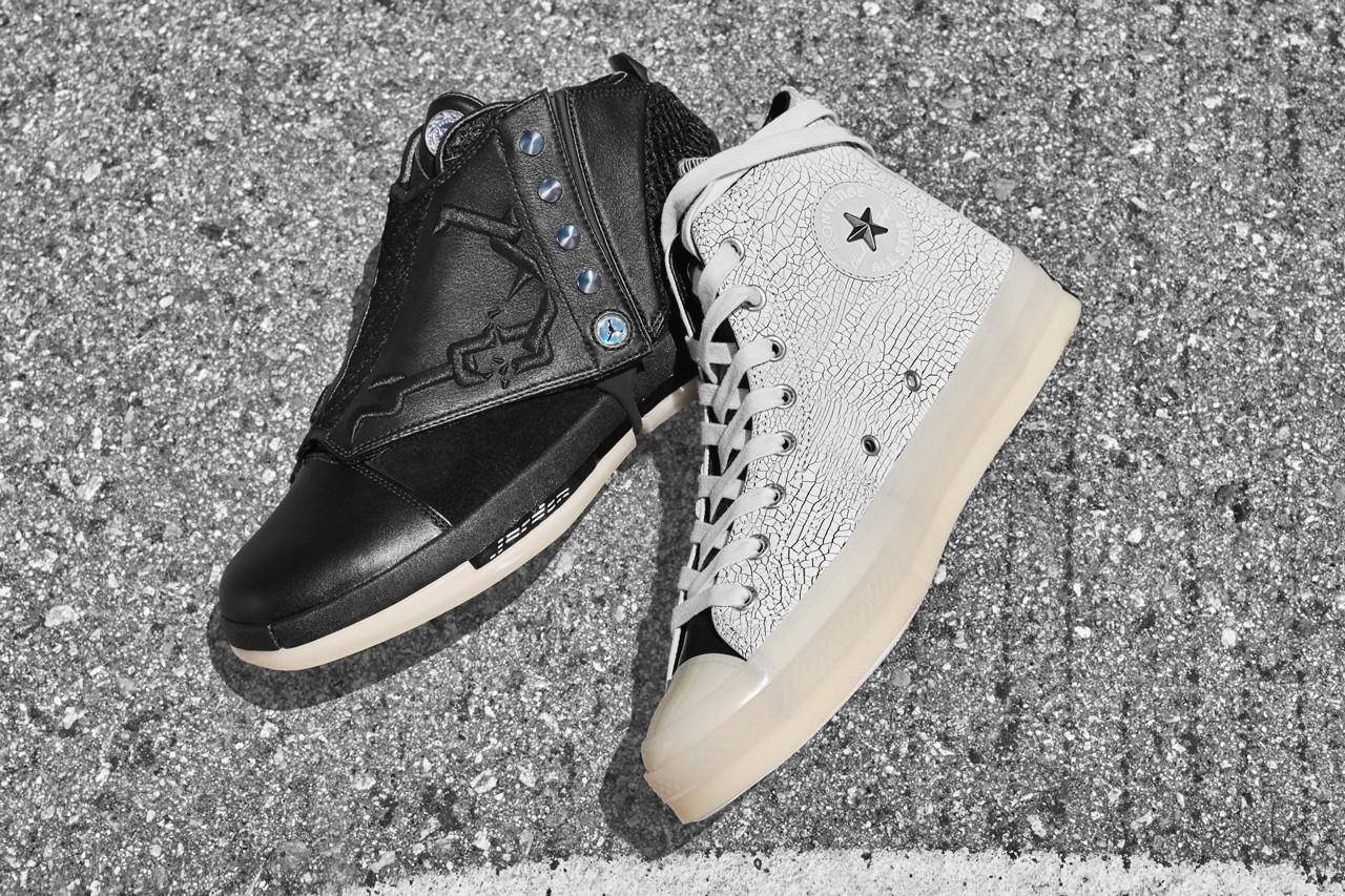 Air Jordan 16和匡威Chuck 70联名致敬威斯布鲁克