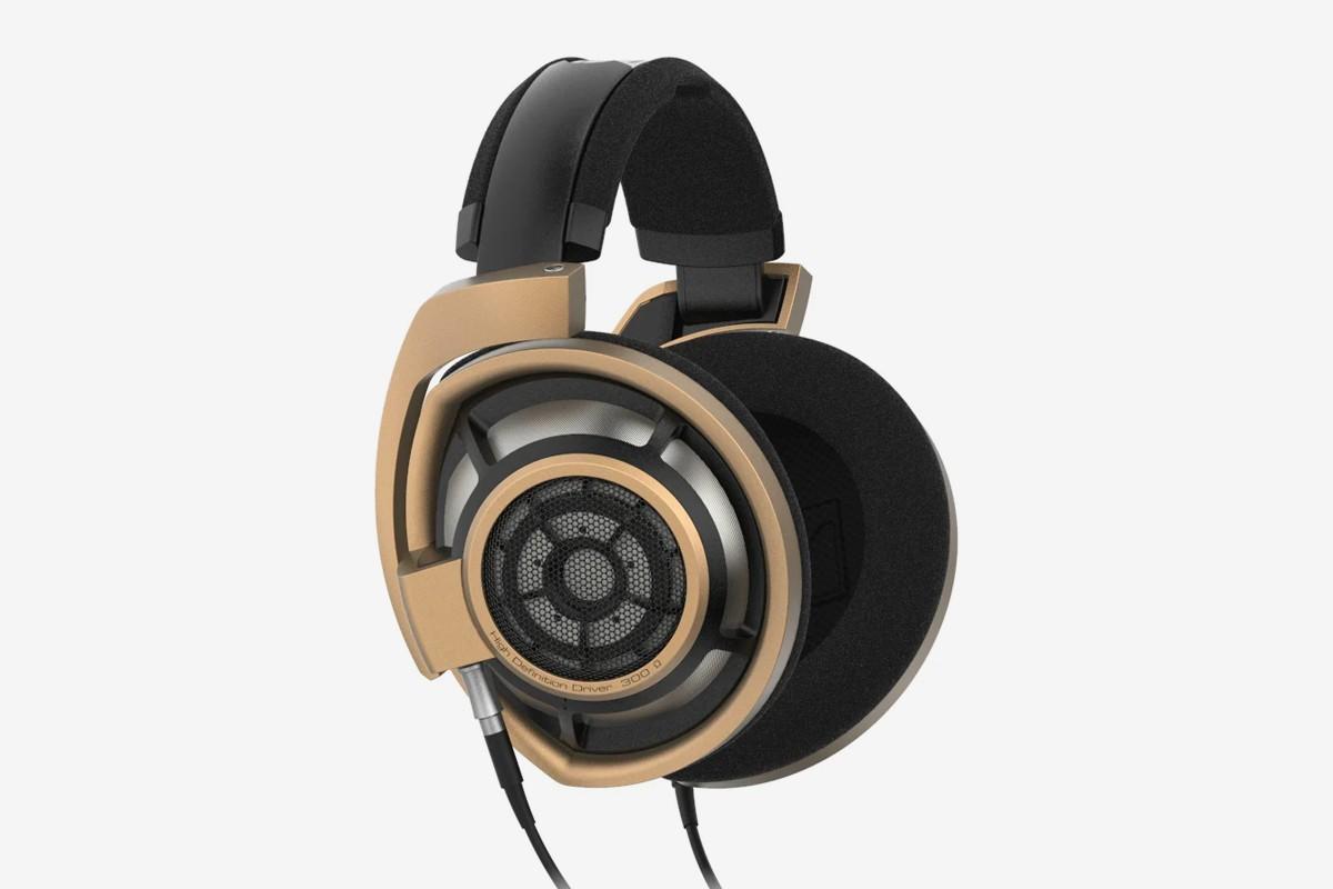 森海塞尔发布限量版800S耳机庆祝75周年