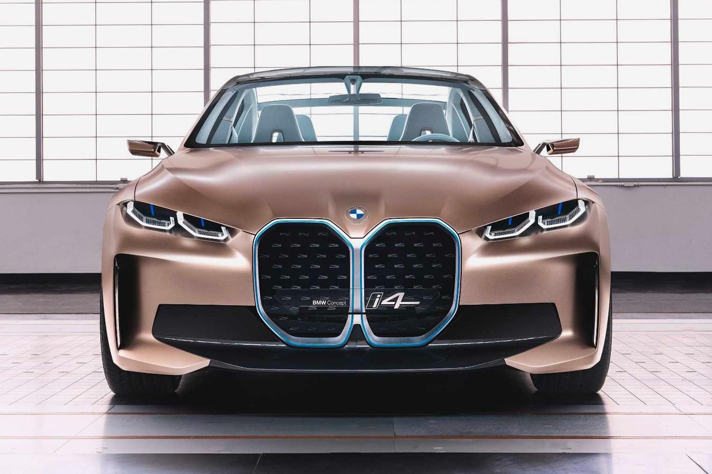 宝马M分部将开发注重性能的i4 EV