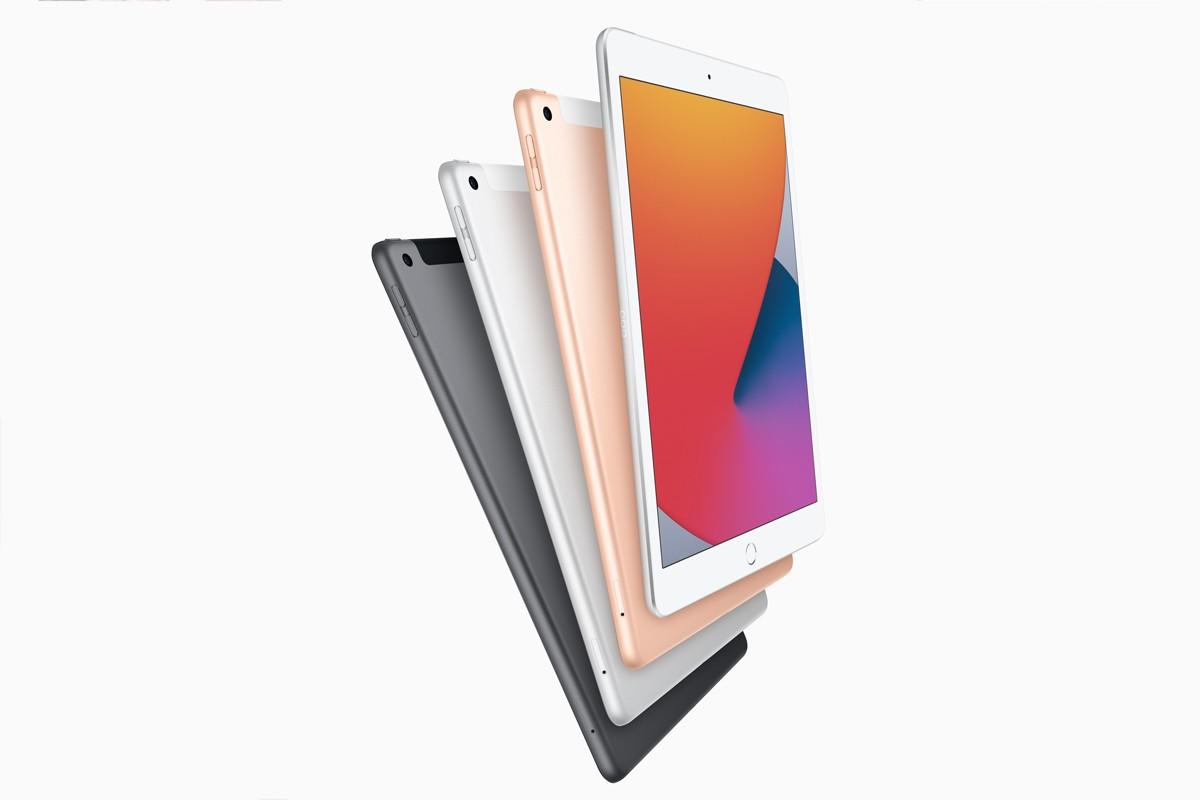 苹果推出第八代iPad和采用A14仿生芯片组的全新iPad Air