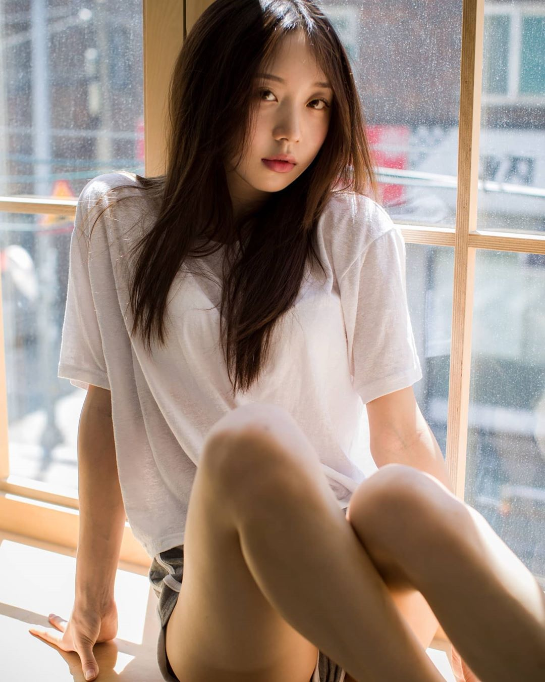 韩国妹子推荐「李熙恩」大只马身形超抢眼,比韩国泡菜还辣!插图(17)