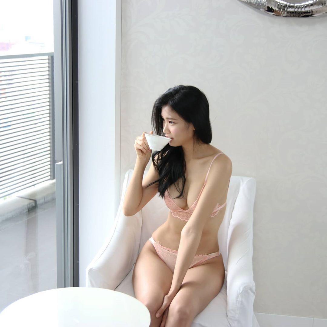 韩国妹子推荐「李熙恩」大只马身形超抢眼,比韩国泡菜还辣!插图(7)