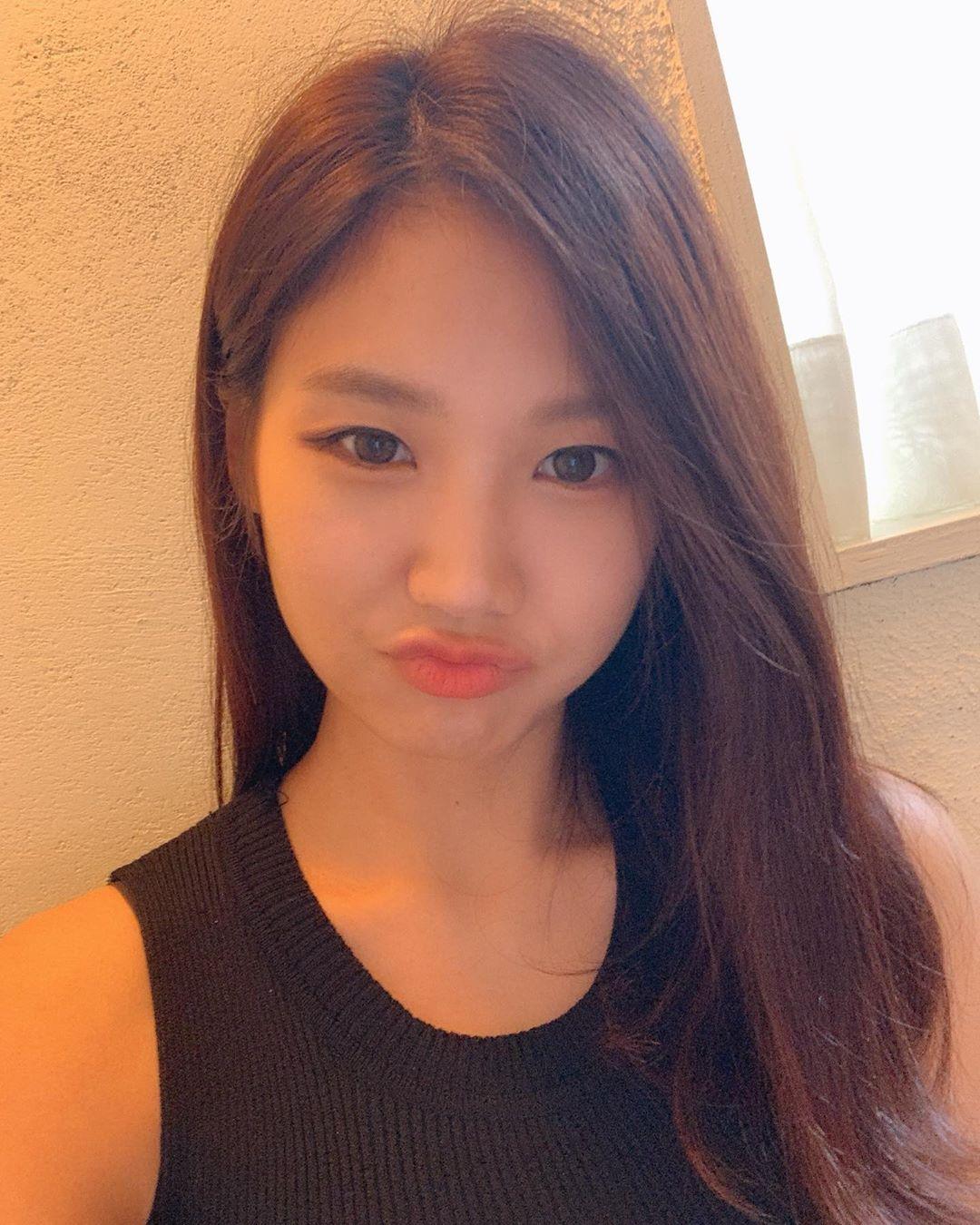 韩国妹子推荐「李熙恩」大只马身形超抢眼,比韩国泡菜还辣!插图(19)