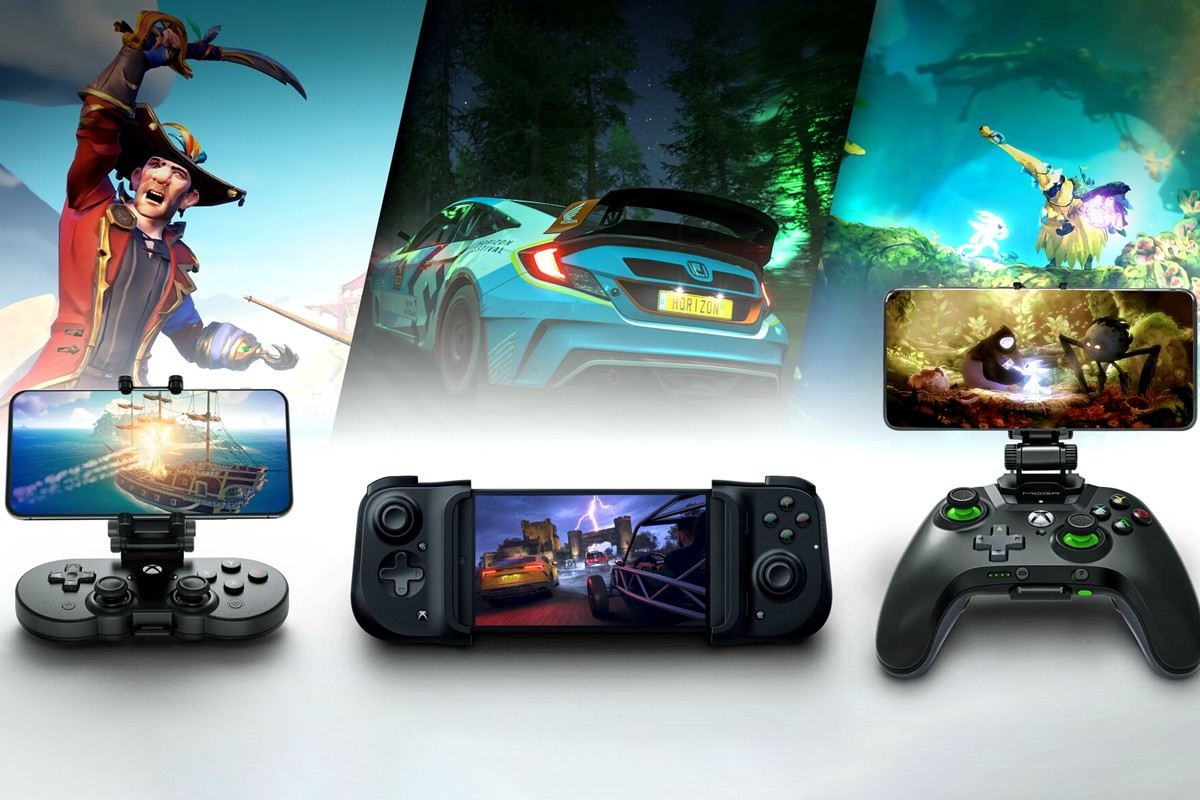 微软的Project xCloud通过Xbox Game Pass推出,拥有170多个游戏