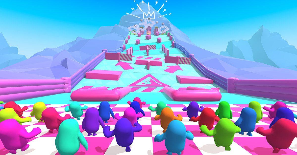《糖豆人:终极淘汰赛》将为世界最强玩家制作独家皮肤