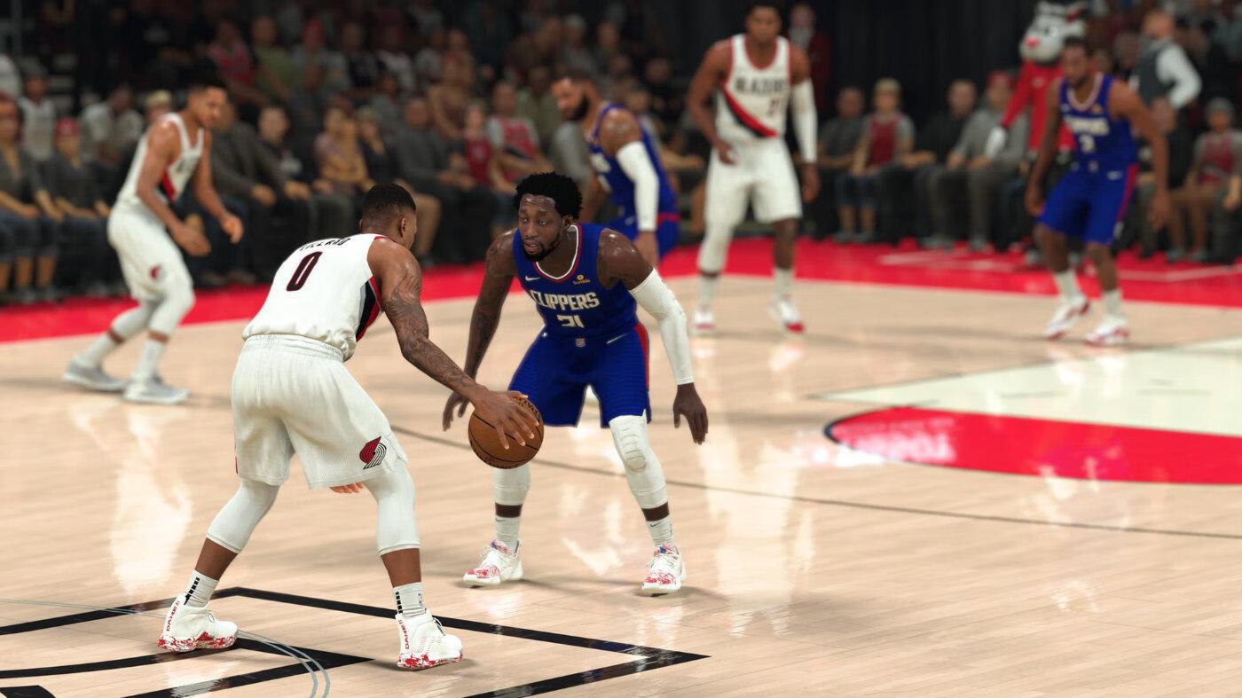 《NBA 2K21》在三大主机平台上线试玩Demo