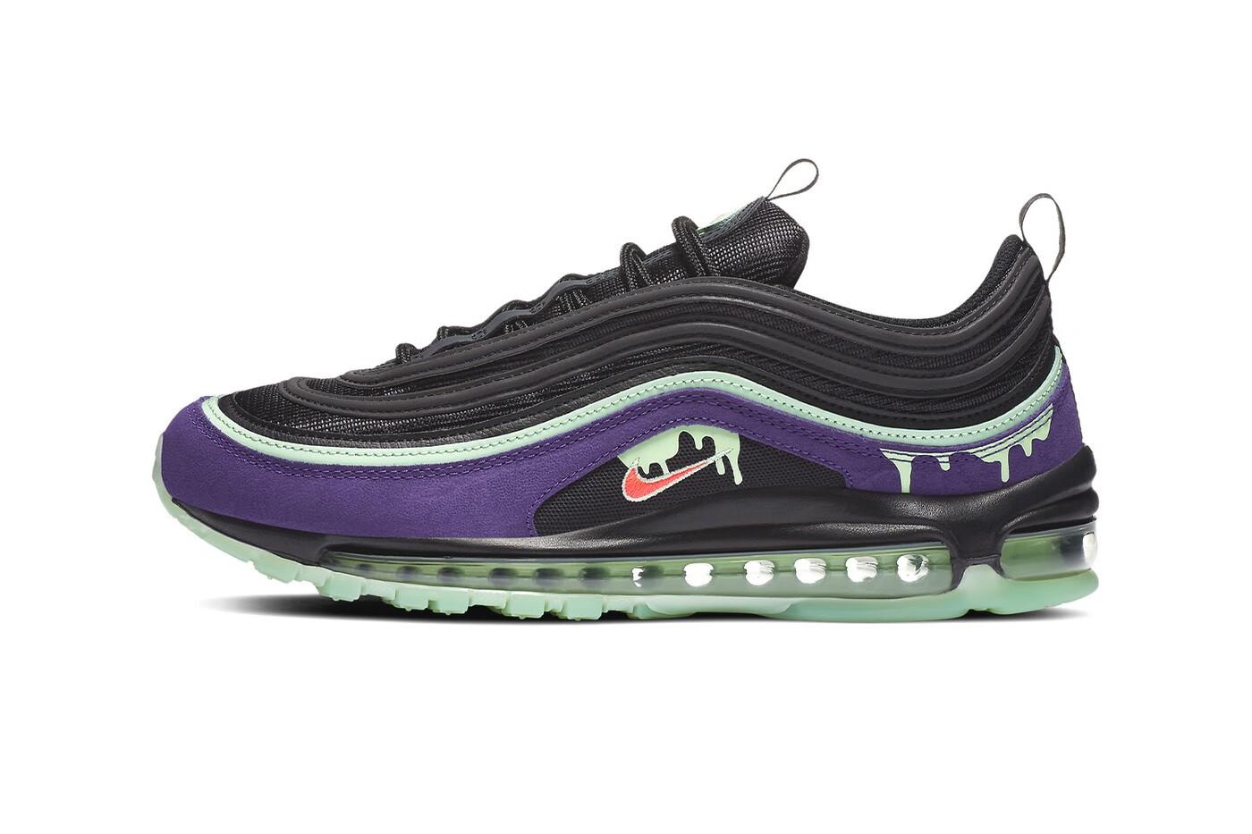 Nike Air Max 97 Oozes Slime采用全新万圣节风格配色